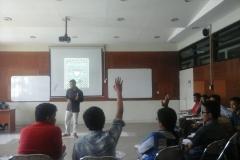 latihan softskill organisasi dan kepemimpinan