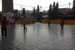 silat soccer